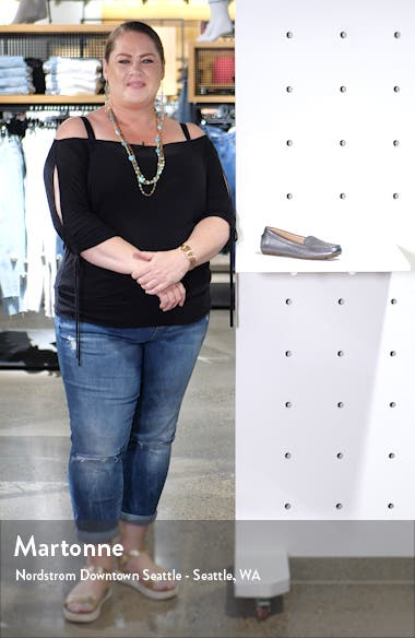 Karen Water Resistant Driving Loafer, sales video thumbnail