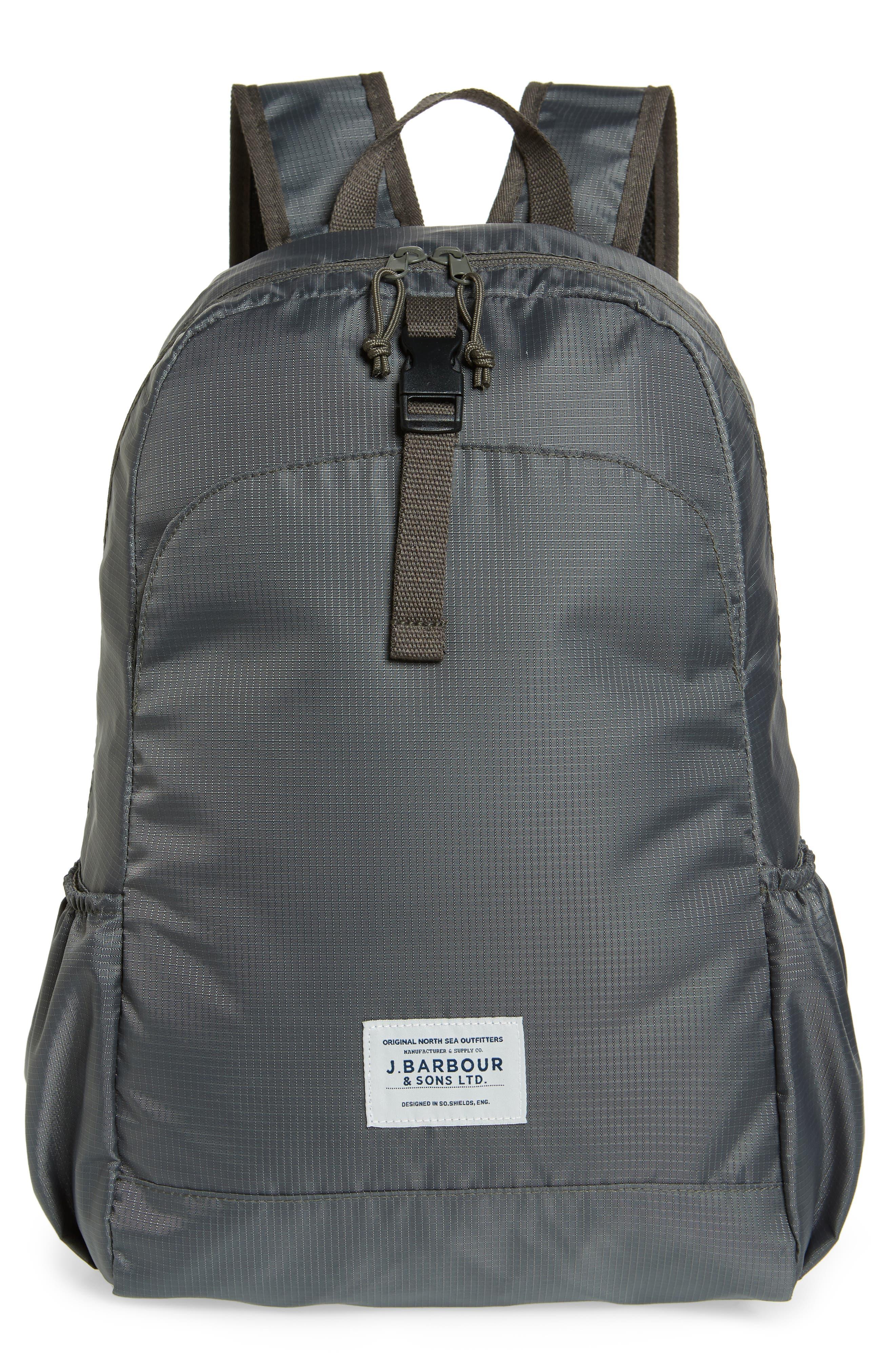 Barbour Kilburne Backpack - Green