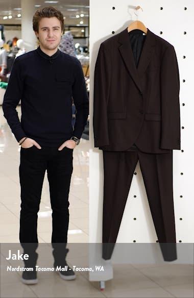 Jamonte Trim Fit Solid Suit, sales video thumbnail