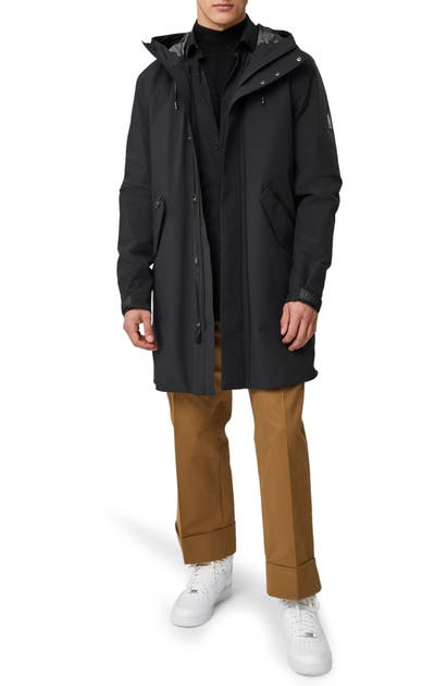 Mackage 2-IN-1 WATER REPELLENT PARKA WITH REMOVABLE 800 FILL POWER DOWN LINER