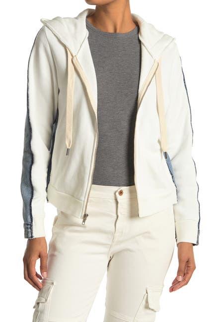 Image of NSF CLOTHING Jewel Contrast Hoodie