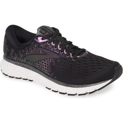 Brooks Glycerin 17 Running Shoe, Black