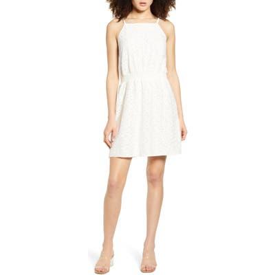 Only Ola Lace Minidress, US - White