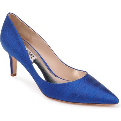 Badgley Mischka Lana Pump, Blue