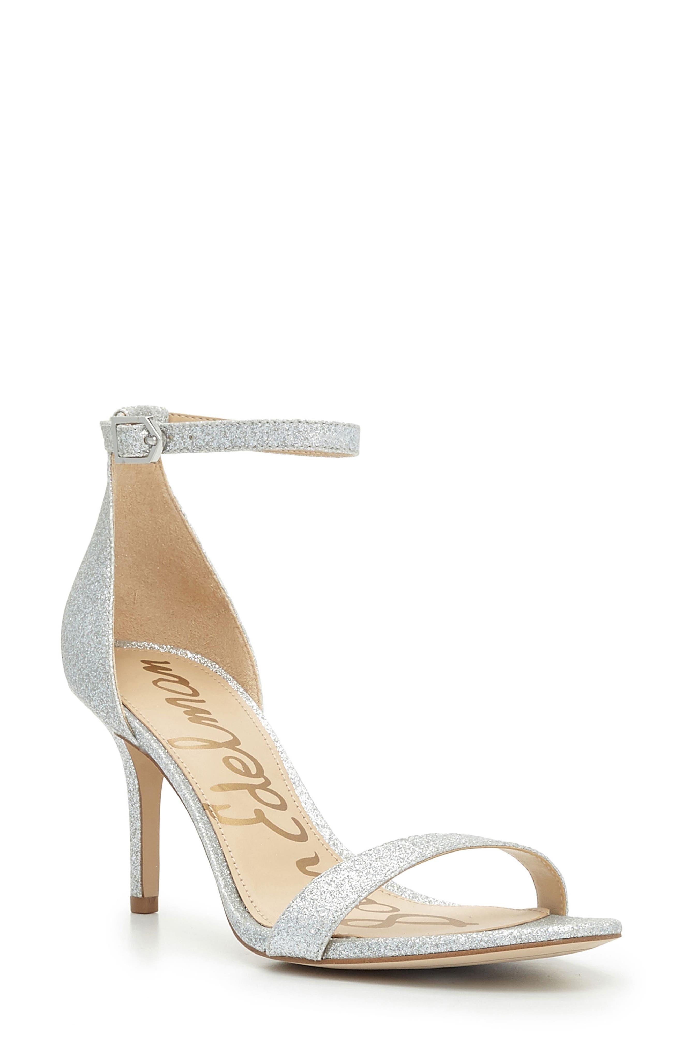 ,                             'Patti' Ankle Strap Sandal,                             Main thumbnail 45, color,                             045