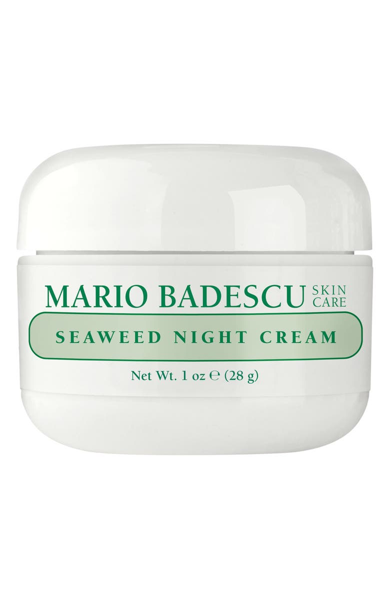 MARIO BADESCU Seaweed Night Cream, Main, color, NO COLOR