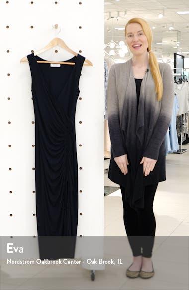 Aphrodite Ruched Knit Dress, sales video thumbnail
