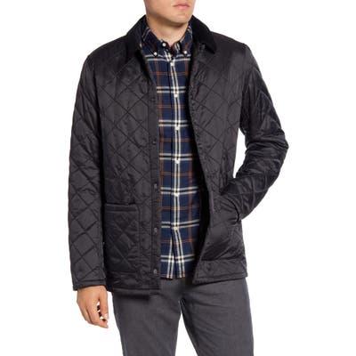 Barbour Blinter Polarquilt Jacket, Black