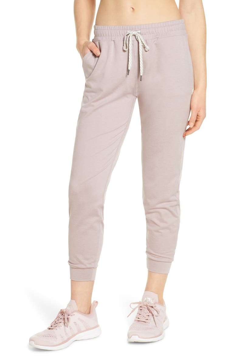 VUORI Performance Joggers, Main, color, DUSK HEATHER