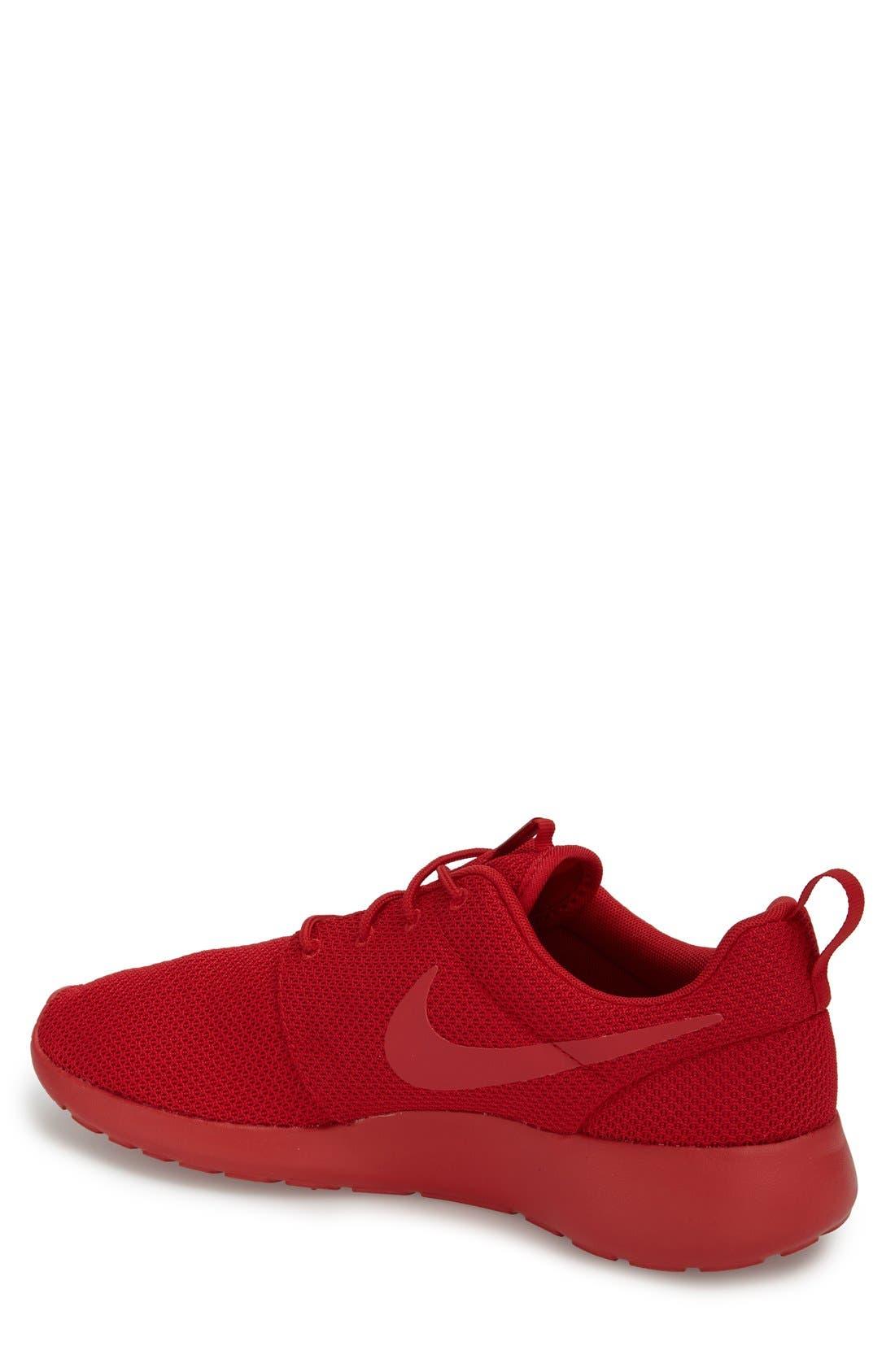 ,                             'Roshe Run' Sneaker,                             Alternate thumbnail 144, color,                             666