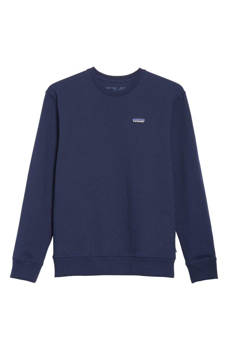 PATAGONIA P-6 Label Uprisal Sweatshirt, Main, color, 400