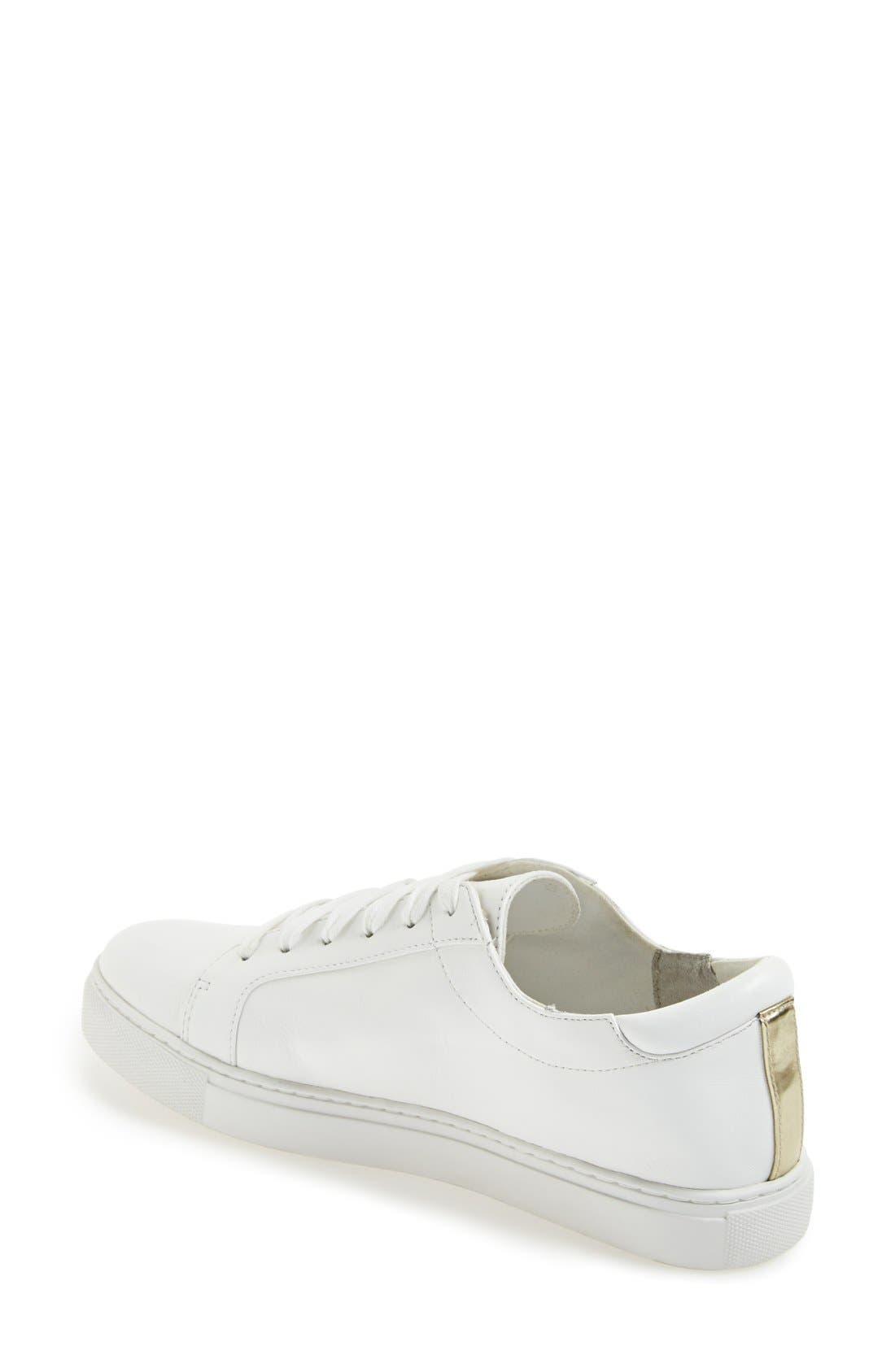 ,                             'Kam' Sneaker,                             Alternate thumbnail 2, color,                             WHITE