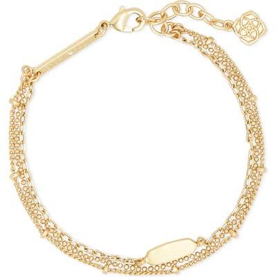 Kendra Scott Fern Multi-Strand Bracelet