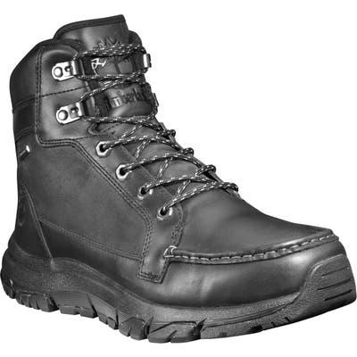 Timberland Garrison Field Waterproof Boot, Black