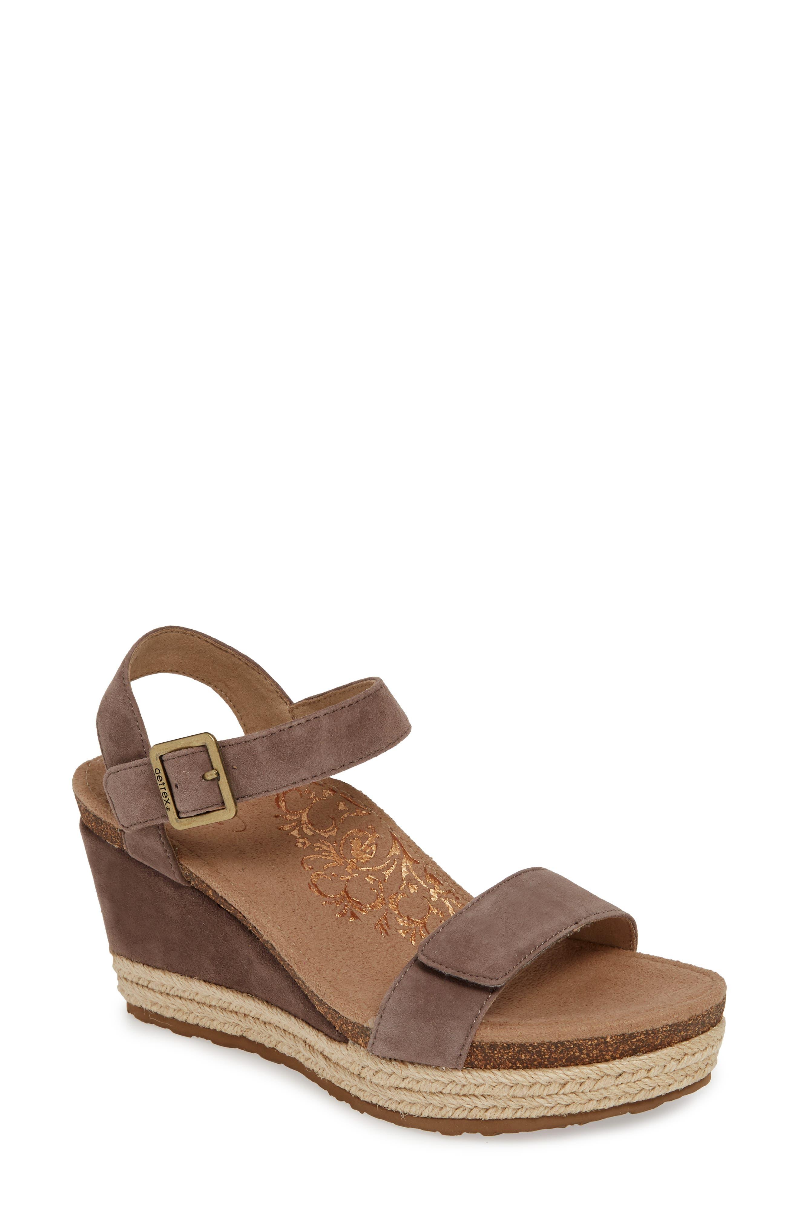 Sydney Wedge Sandal