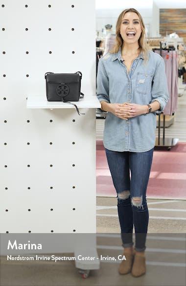 Miller Leather Crossbody Bag, sales video thumbnail