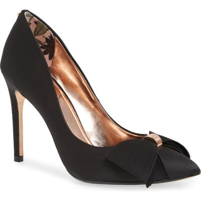 Ted Baker London Asellys Pump, Black