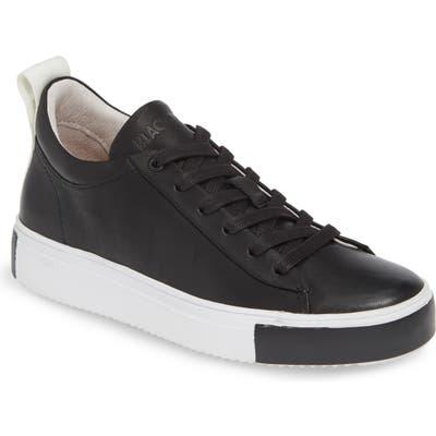 Blackstone Rl65 Mid Top Sneaker, Black