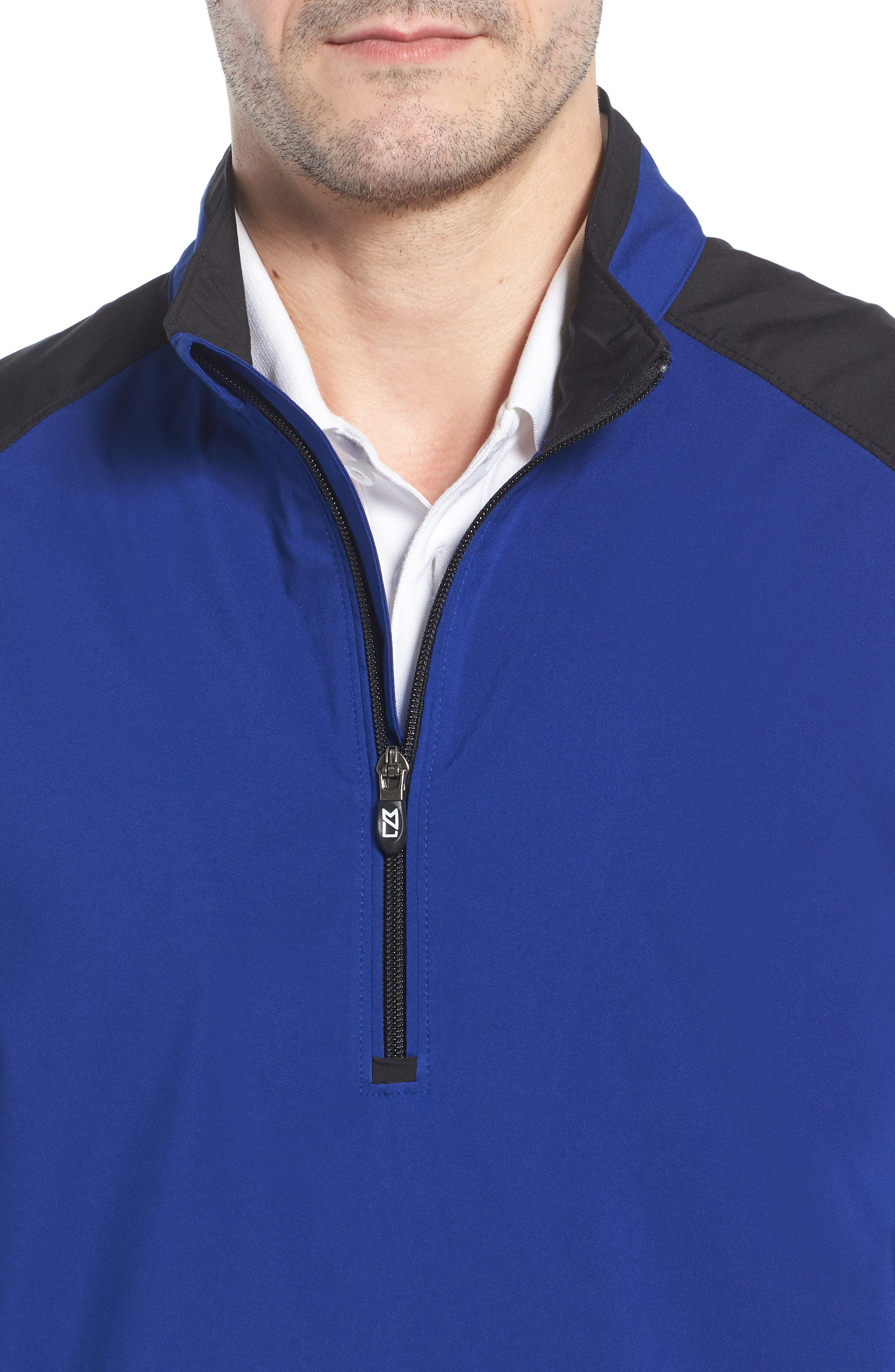 ,                             'Summit' WeatherTec Wind & Water Resistant Half Zip Jacket,                             Alternate thumbnail 16, color,                             401