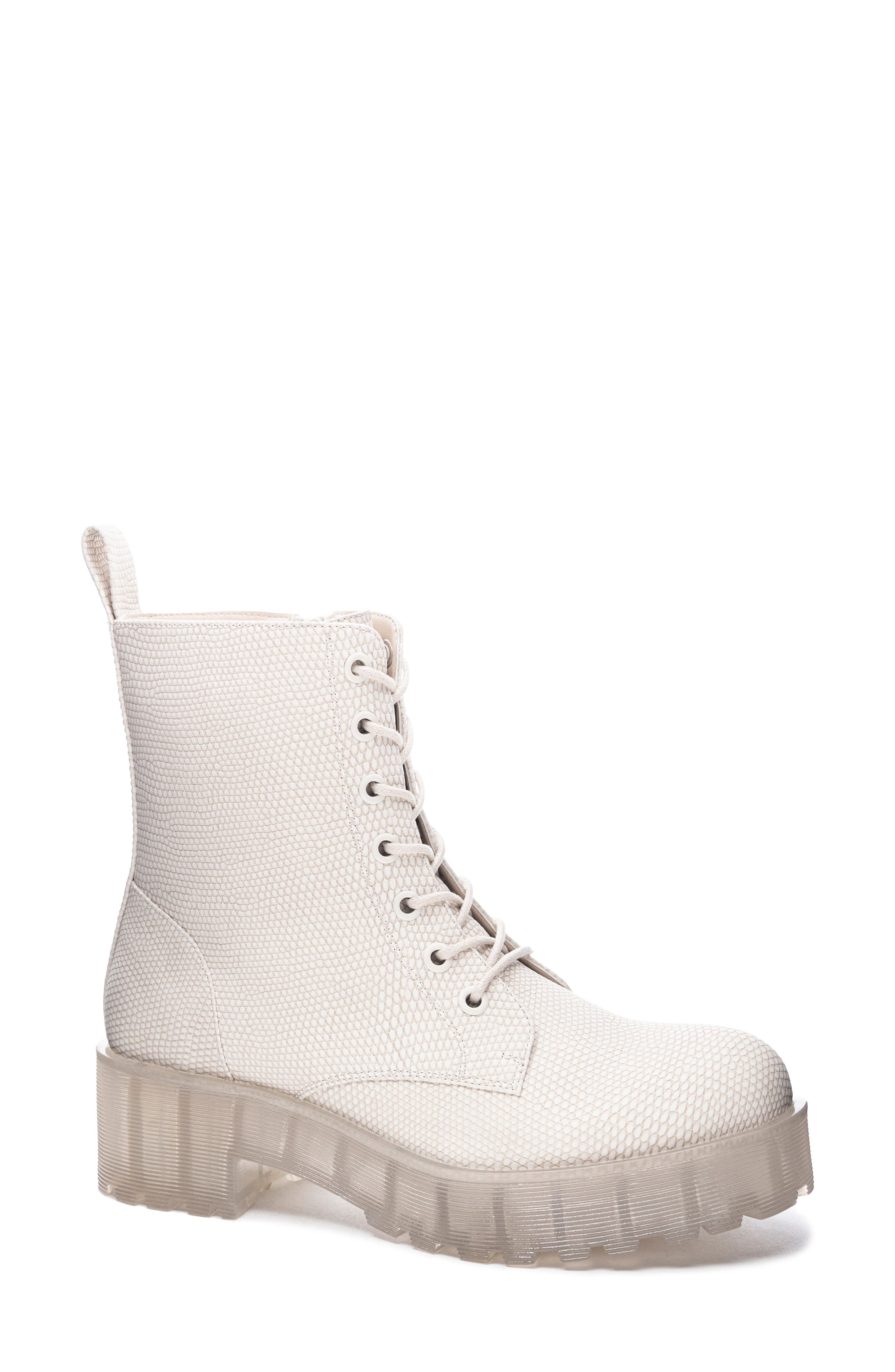 Mazzy Lace-Up Boot