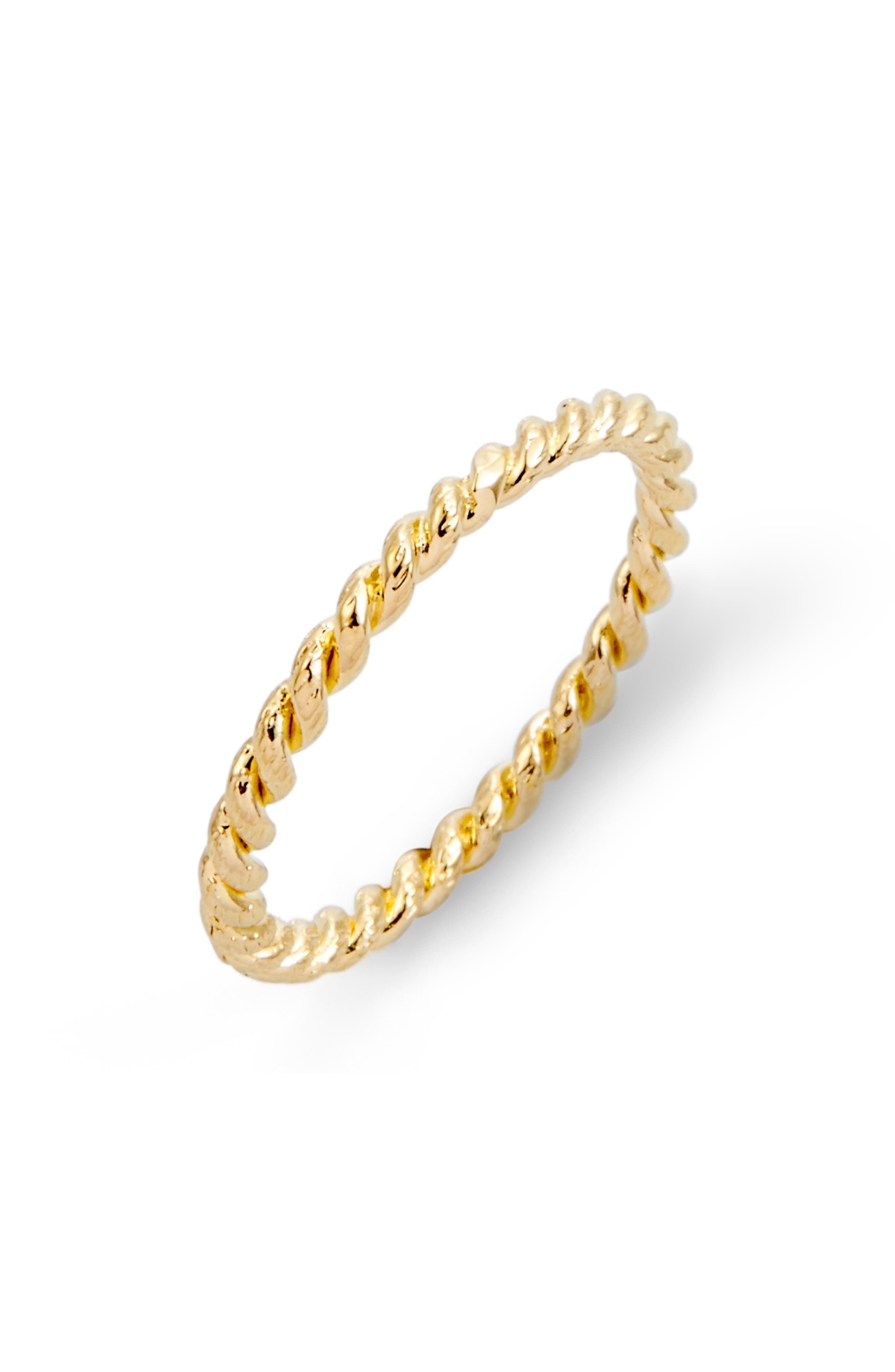 Liv Rope Stacking Ring