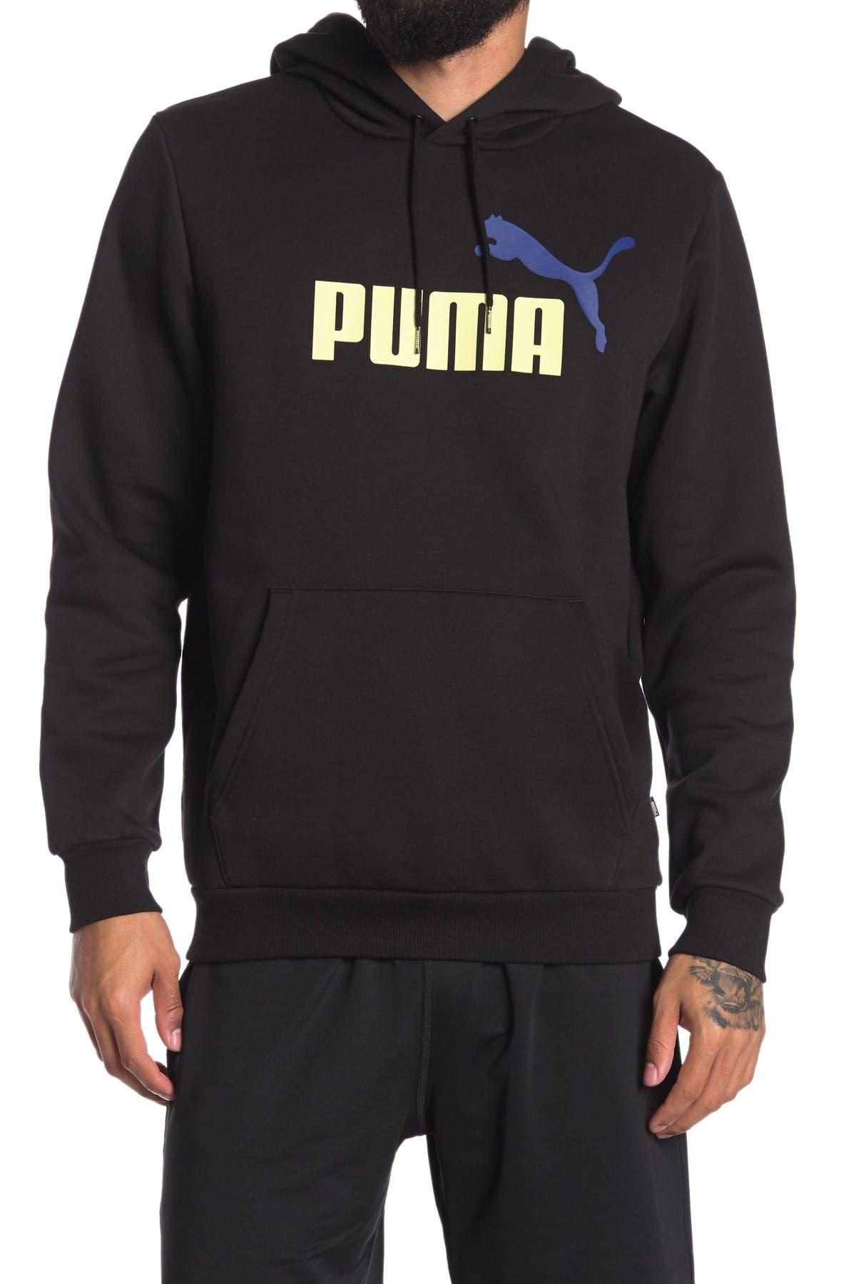 Image of PUMA Essential 2 Big Logo Hoodie