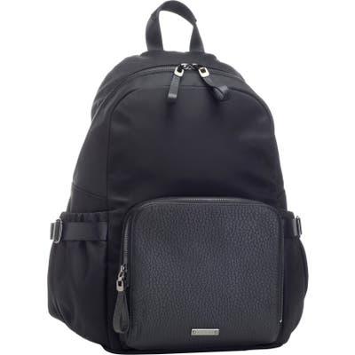 Storksak Hero Luxe Water Resistant Nylon Backpack Diaper Bag -