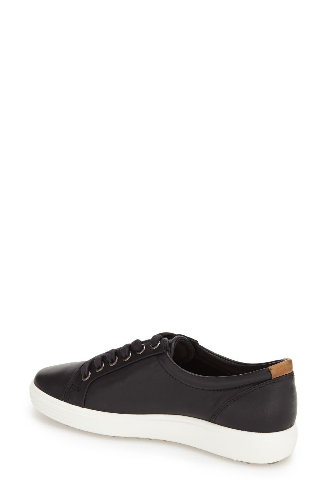 ,                             Soft 7 Sneaker,                             Alternate thumbnail 201, color,                             001