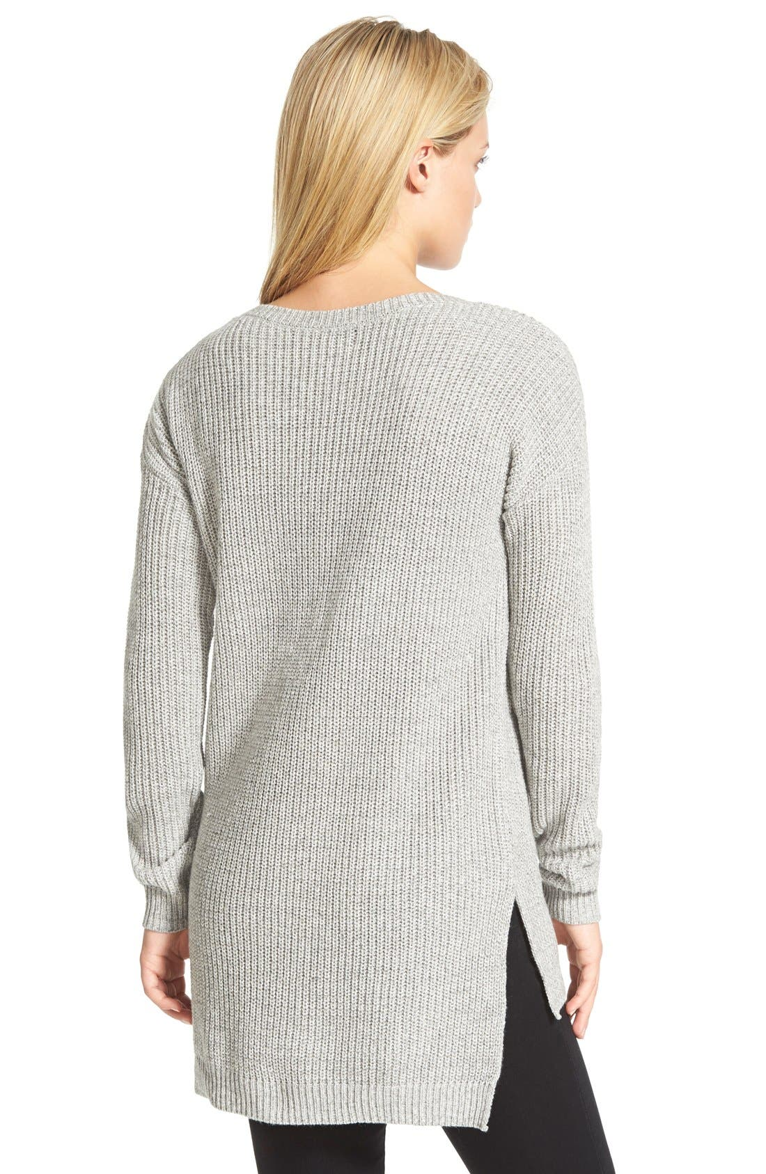 ,                             Textured Knit Pullover,                             Alternate thumbnail 8, color,                             031