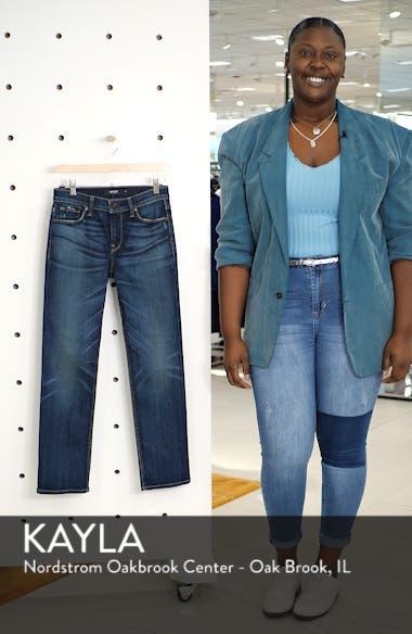 Nico Ankle Cigarette Jeans, sales video thumbnail