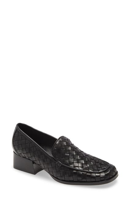 Image of Jeffrey Campbell Brodric Woven Loafer