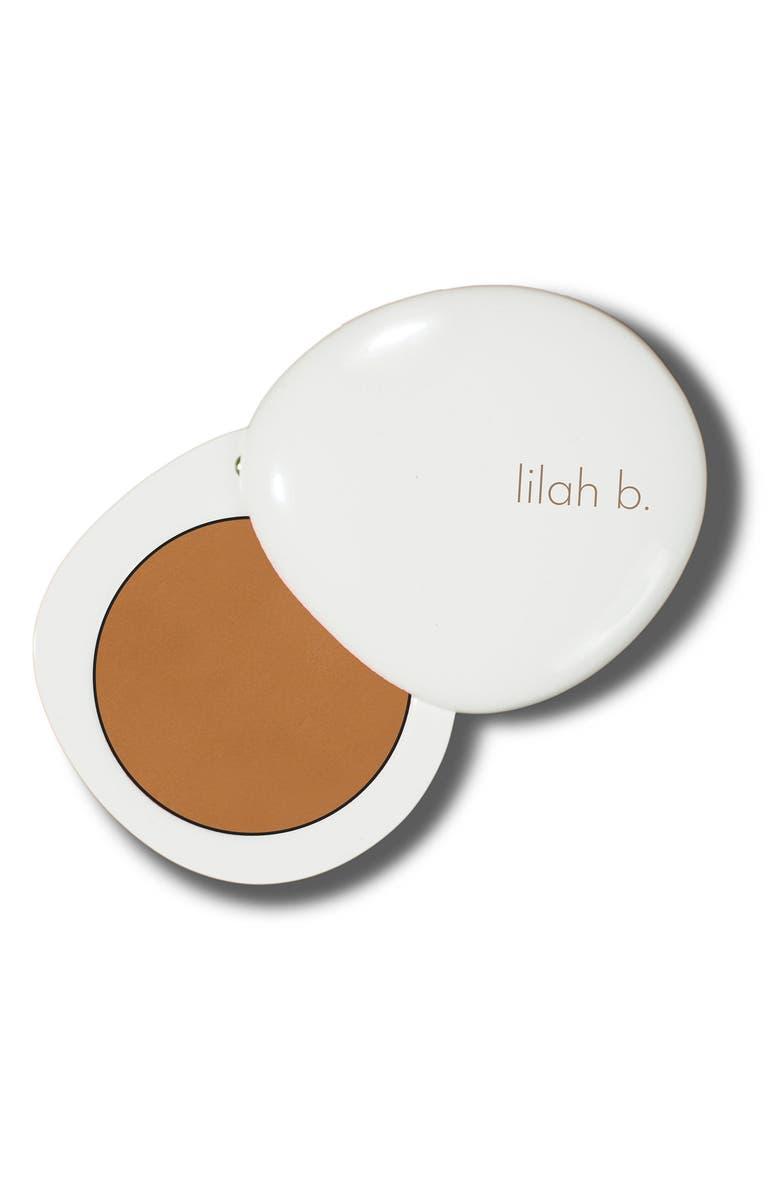 LILAH B. Virtuous Veil<sup>™</sup> Concealer & Eye Primer, Main, color, B. POLISHED (DARK)