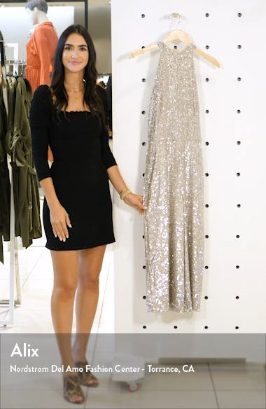 Crop Sequin Jumpsuit, sales video thumbnail