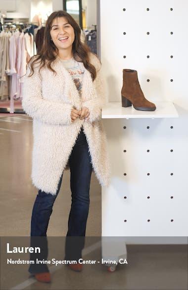 Idalia Weatherproof Block Heel Bootie, sales video thumbnail