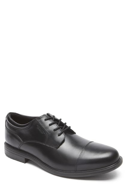 Image of Rockport Essentials Cap Toe Derby