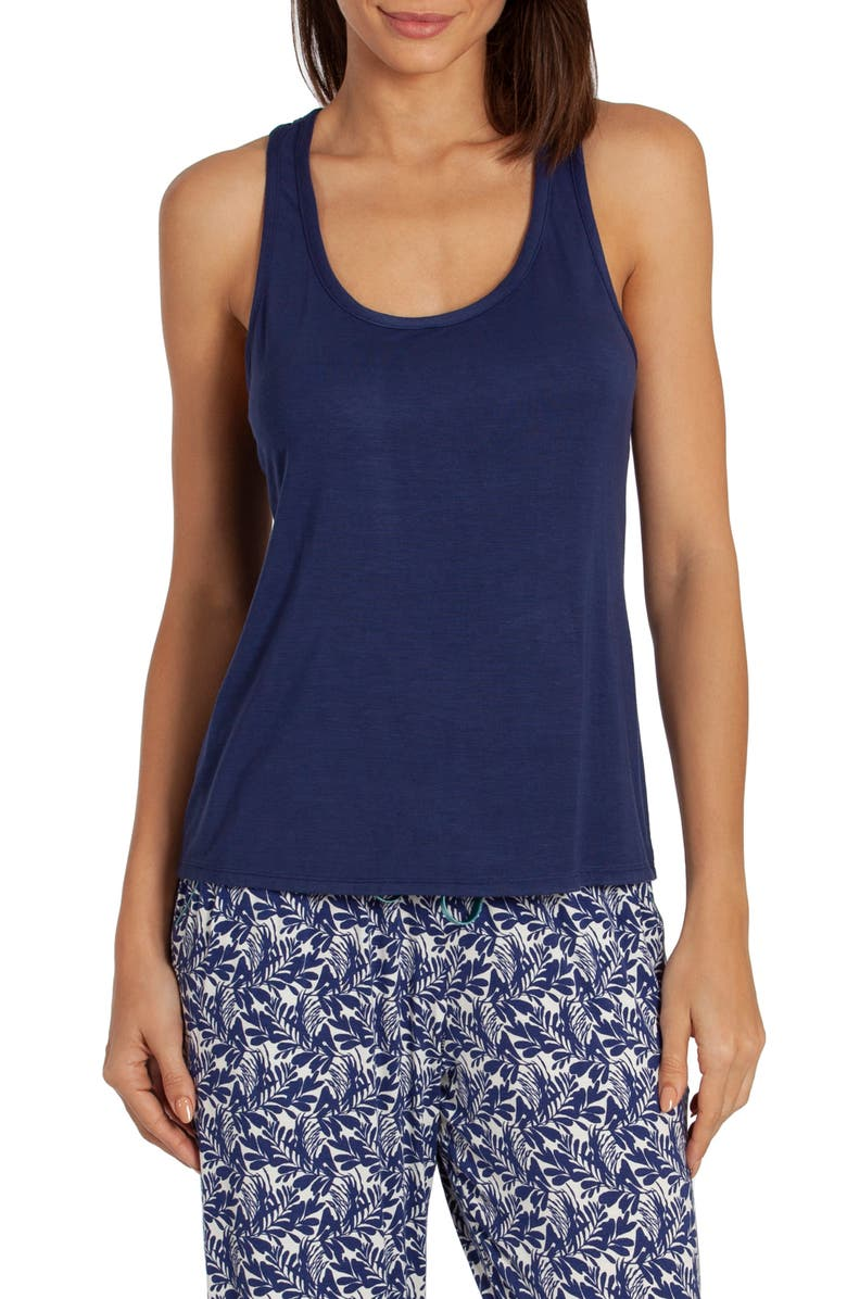 IN BLOOM BY JONQUIL Kauai Racerback Tank, Main, color, 400