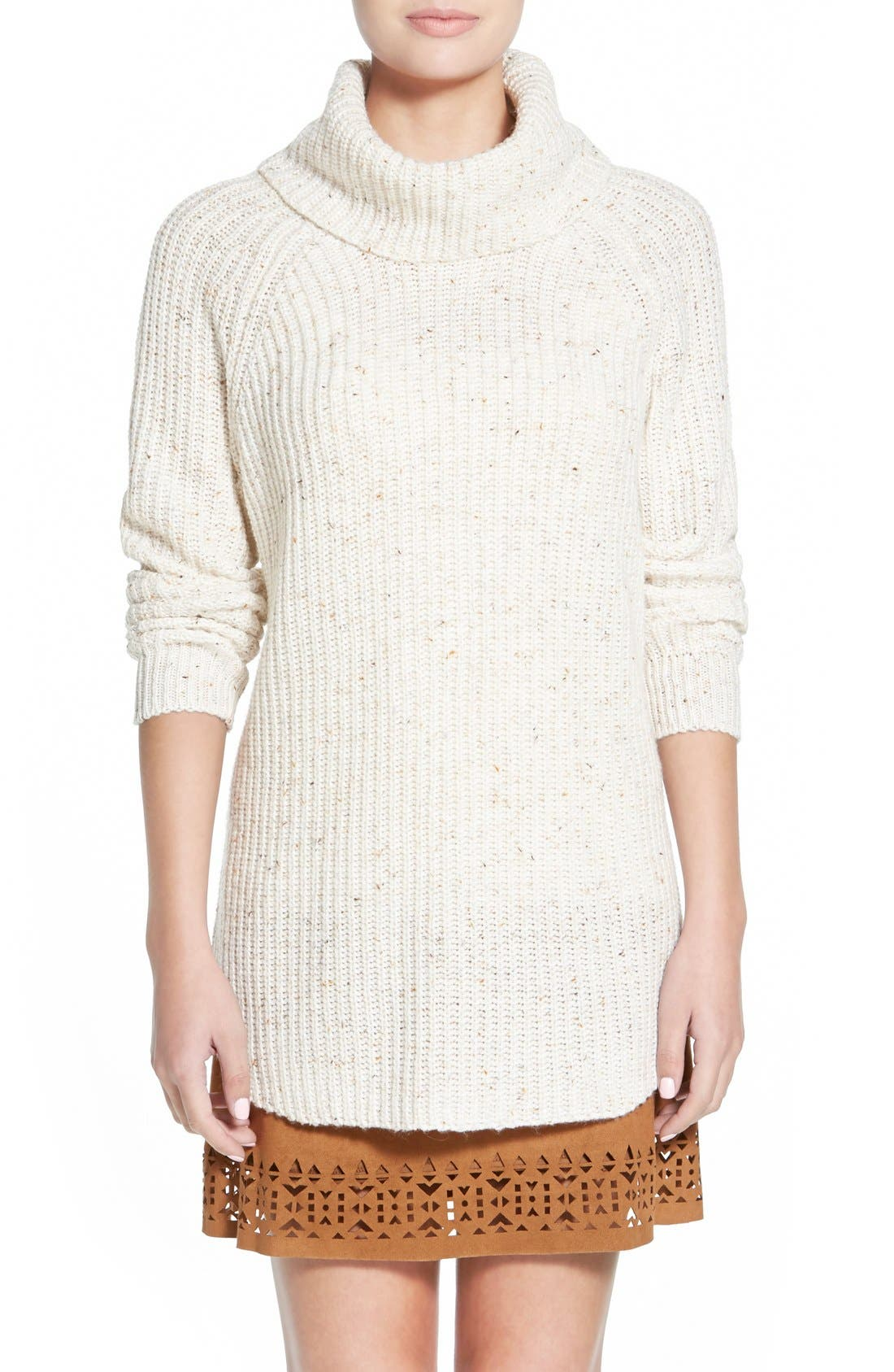 ,                             Turtleneck Sweater,                             Main thumbnail 11, color,                             260