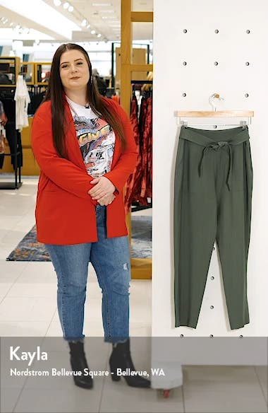 Tie Waist Utility Pants, sales video thumbnail