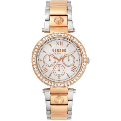 Versus Versace Camden Market Multifunction Bracelet Watch,