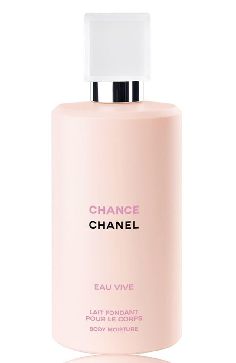 CHANEL CHANCE EAU VIVE Body Moisture, Main, color, NO COLOR