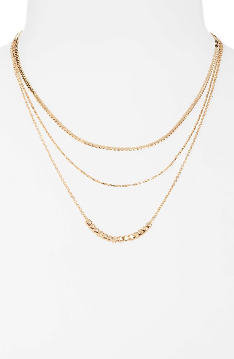Renee Layered Necklace by Shashi