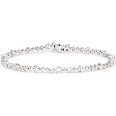 Bony Levy Audrey Diamond Tennis Bracelet (Nordstrom Exclusive)