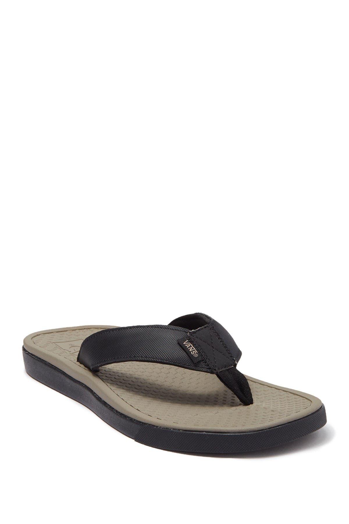 Image of VANS Ultrascush Sea Esta Flip Flop Sandal