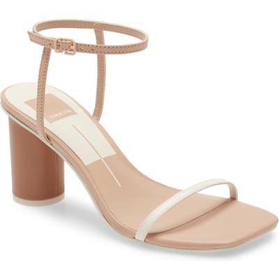 Dolce Vita Naomey Ankle Strap Sandal, Beige