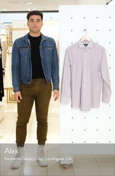 Sharp Fit Check Dress Shirt, sales video thumbnail