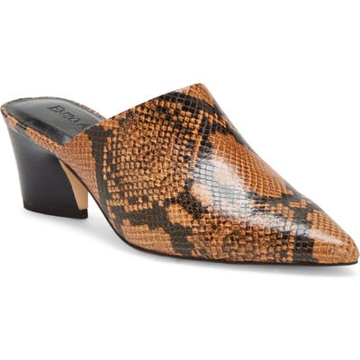 Enzo Angiolini Margot Mule- Brown