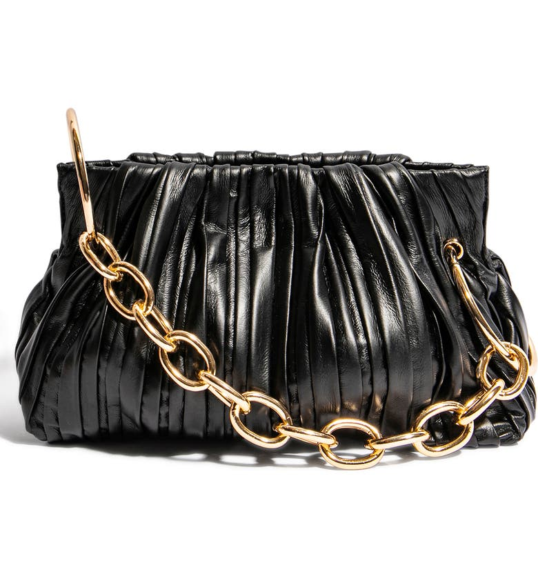HOUSE OF WANT Chill Vegan Leather Frame Clutch | Nordstrom