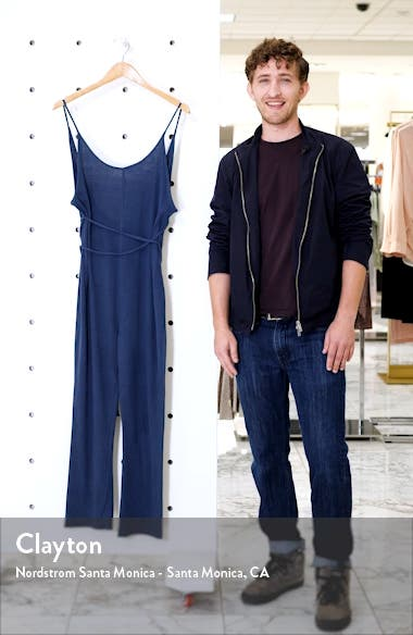 Knotted Sleeveless Jumpsuit, sales video thumbnail