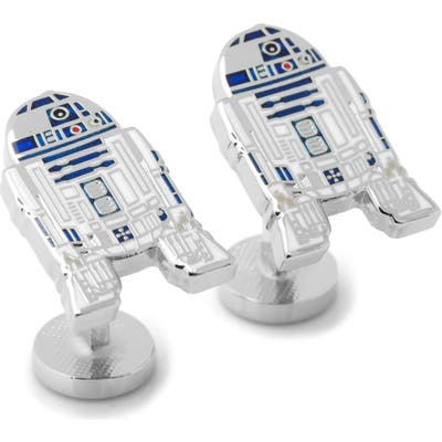 Cufflinks, Inc. Star Wars R2D2 Cuff Links