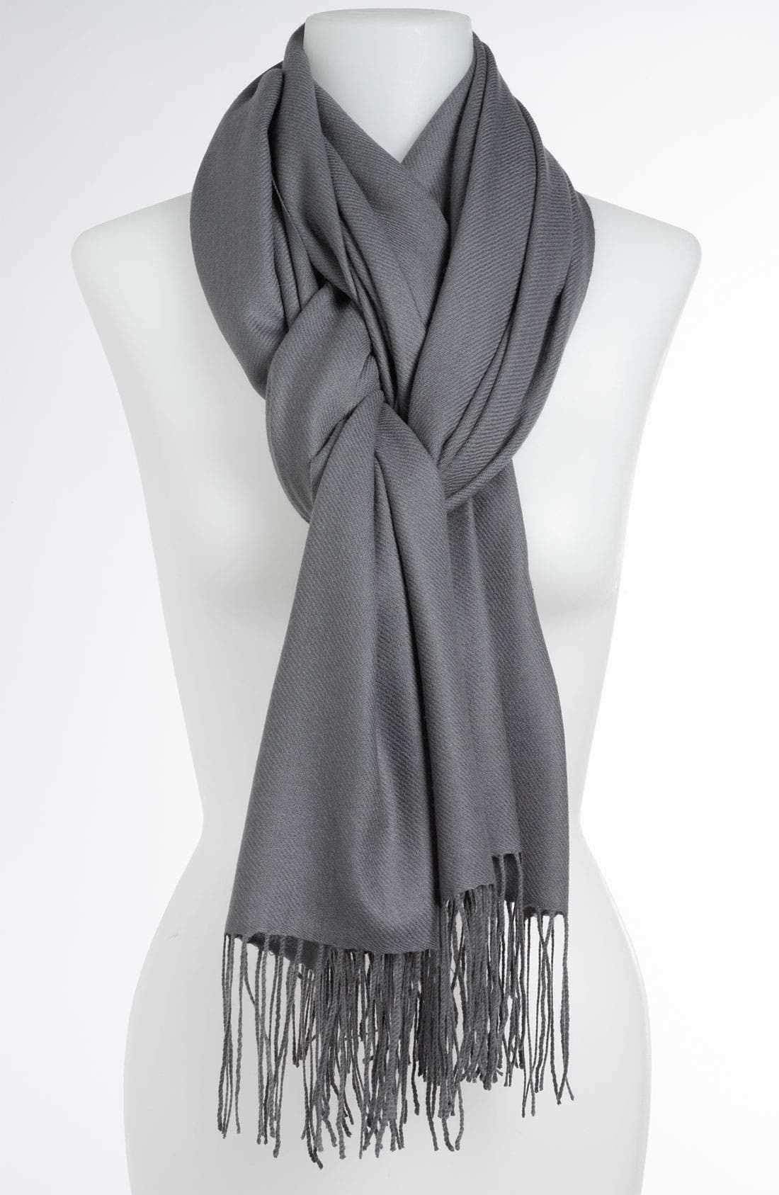 ,                             Tissue Weight Wool & Cashmere Wrap,                             Main thumbnail 9, color,                             062